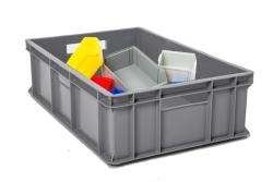 Plastové krabičky a přepravky