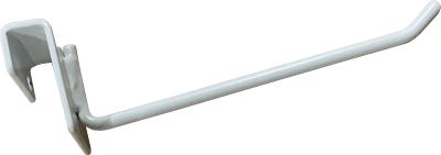 Háček jednoduchý 120 mm s úchytem na Trade konzoly