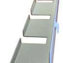 Háček univerzální 44x25x8 mm var. 4