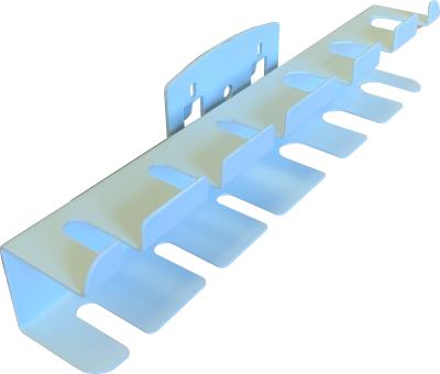 Držák na šroubováky 6 míst - do vysekávaných panelů